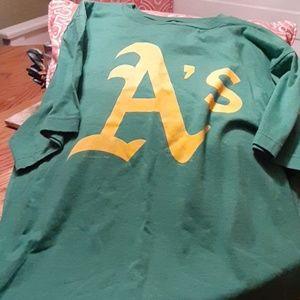 Oakland A' s Tshirt
